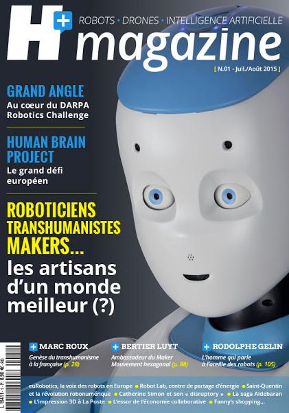 H+ magazine (fra) N°1