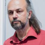Marc Roux président de l'association française transhumaniste, historien et chercheur en éthique