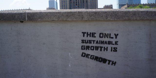 Transhumanisme technoprogressisme décroissance écologie progrès croissance durable
