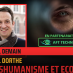 Transhumanisme écologie développement durable podcast The Flares